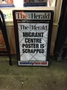 Herald poster