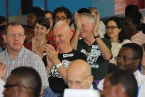 Image of Right to Remain Conference. Photo by Francis Ngale.